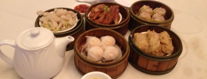 Jing Fong Restaurant 金豐大酒樓 is one of The Best Dim Sum in New York.