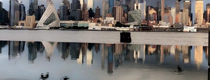 Weehawken 9/11 Monument is one of สถานที่ที่บันทึกไว้ของ Özel.