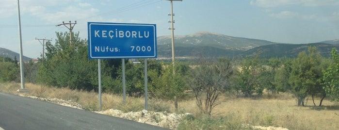 Keçiborlu is one of Yasemin Arzu'nun Kaydettiği Mekanlar.