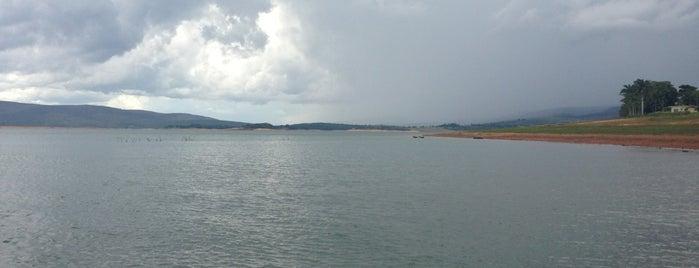 Represa de Furnas is one of Viagens.