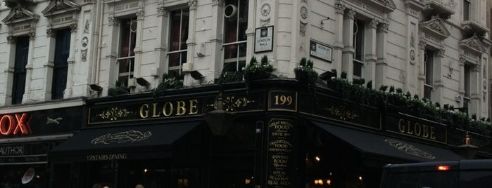 The Globe is one of Authentic Local Food And Drinks Around The World.