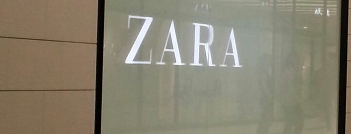 ZARA is one of Locais curtidos por Boyana.