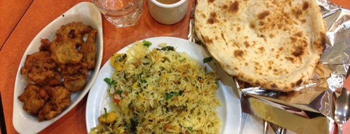 Pakwan Indian Restaurant is one of 35 Things To Eat In SF That Aren't Burritos.