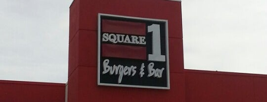 Square 1 Burgers & Bar is one of Homerさんのお気に入りスポット.