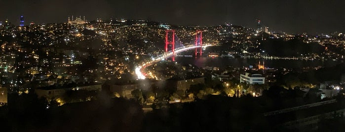 Mercure İstanbul City Bosphorus is one of Hotels I checked in worldwide.