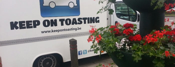Keep On Toasting is one of Matúš's Saved Places.
