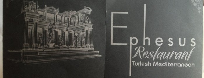 Ephesus Restaurant is one of Lizzieさんの保存済みスポット.