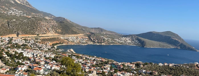 Kalkan Manzara is one of Kaş,Çıralı,Olimpos,Antalya.