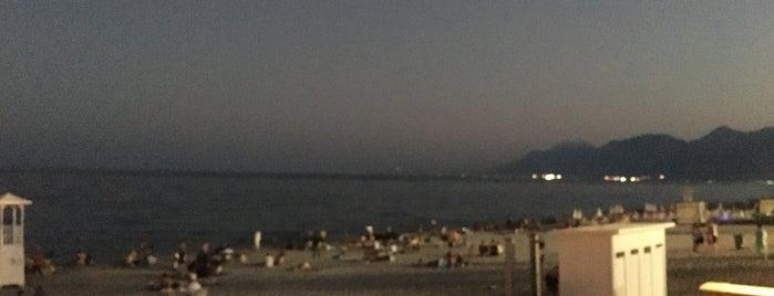 Konyaaltı Beach is one of Bitti 2.