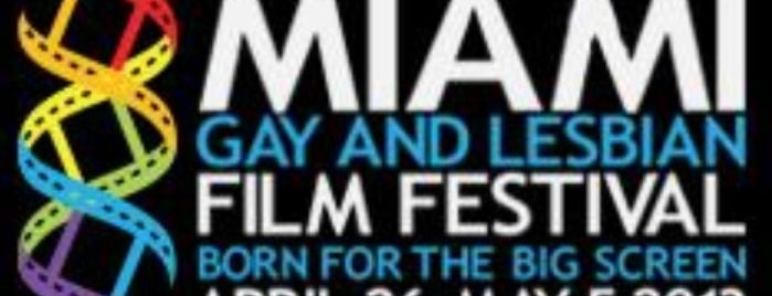 Miami Gay & Lesbian Film Festival Offices is one of สถานที่ที่ Vixen ถูกใจ.