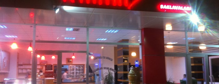 Kilimli Baklava Cafe is one of denizli merkez.