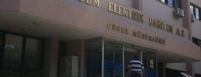 ADM Elektrik Dağıtım is one of Lugares favoritos de Süleyman.