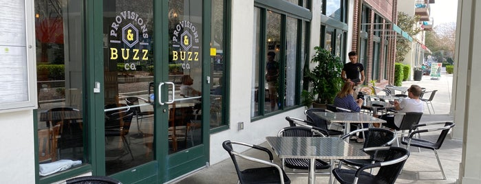 Provisions & Buzz Co. is one of Orlando Eats.