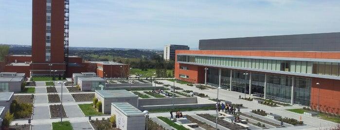 Campus de Ciudad Universitaria (UCM / UPM) is one of Consultoría/Formación.