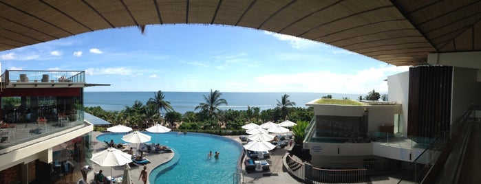 Sheraton Bali Kuta Resort is one of DENPASAR - BALI.