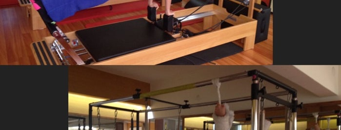 Academia Pilates is one of Orte, die Aslı gefallen.