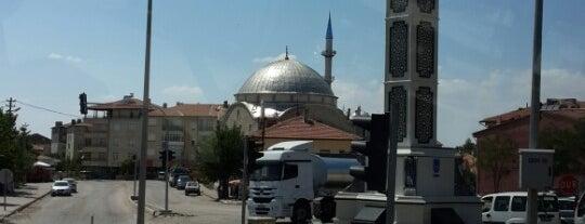 Şereflikoçhisar Otobüs Terminali is one of Locais curtidos por Cem Yılmaz.
