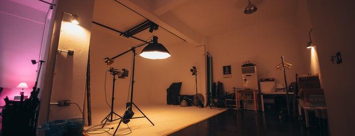 FUA Advertising Studio is one of Tempat yang Disimpan Elif.