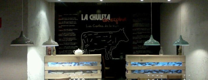 La Chuleta Sin Espina is one of Sitios ya visitados recomendables.
