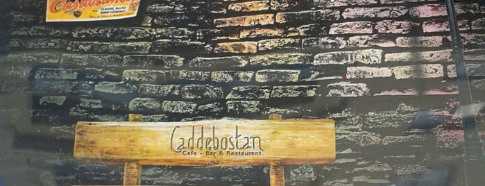 Caddebostan is one of Orte, die Fadik gefallen.