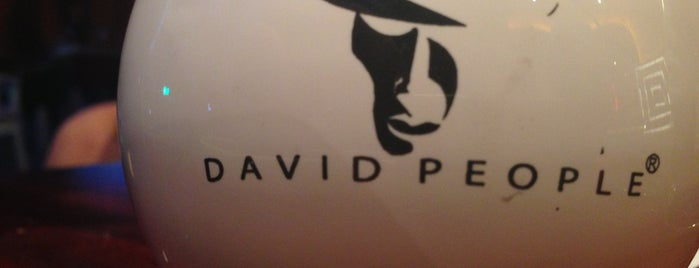David People is one of Locais curtidos por Mahmud.