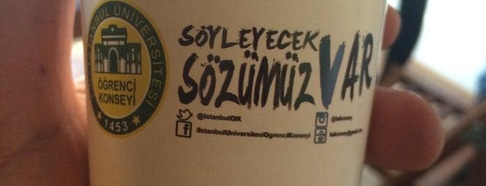 İstanbul Üniversitesi Öğrenci Konseyi Ofisi is one of CHECK-IN EVERYDAY 😗.