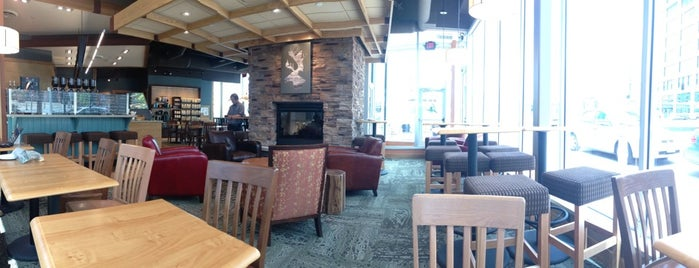 Caribou Coffee is one of Work in MNN.