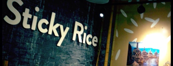 Sticky Rice is one of The Hague.