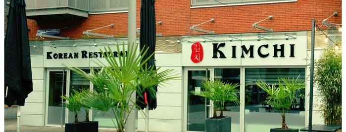 Kimchi. is one of Tempat yang Disukai Stef.