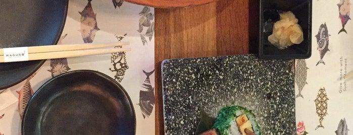 Maguro Sushi is one of Marisa 님이 좋아한 장소.