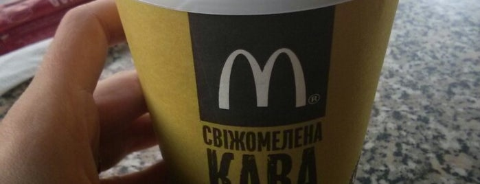 McDonald's is one of Orte, die Anatolii gefallen.