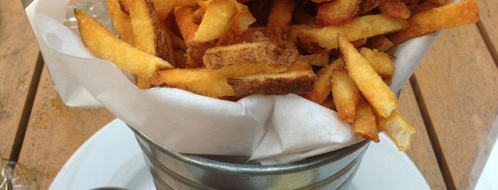 Leon's Full Service is one of A State-by-State Guide to America's Best Fries.