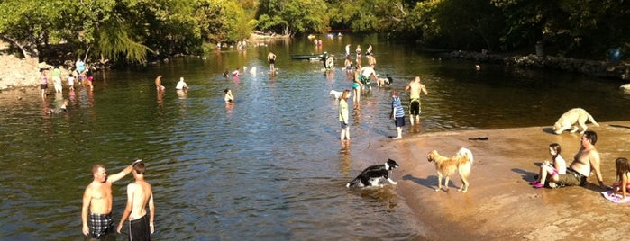 Barton Springs Pool is one of ATXPlaces2GO/Things2DO.