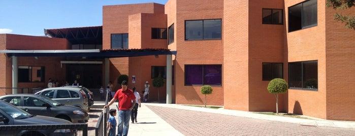 Instituto Oriente de Puebla is one of Orte, die Zeneak gefallen.