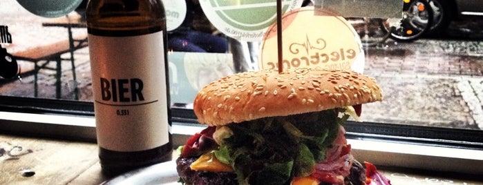 Berlin Burger International is one of Berlin's best food.