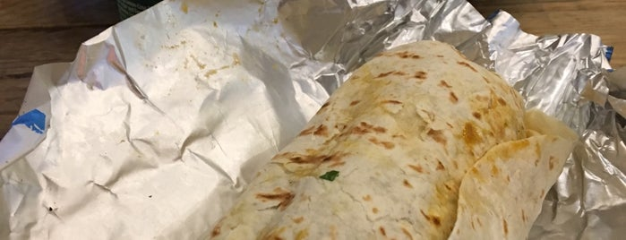 Burrito Mama is one of New London Openings 2013.