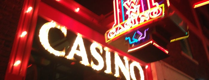 Greektown Casino-Hotel is one of Saves.