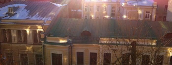 Мемориальный музей А. Н. Скрябина is one of Мусикиа.