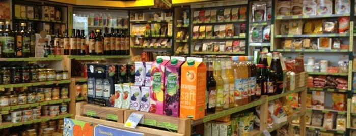 Bioobchod is one of Gluten-free spots.