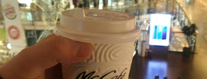 McCafé is one of Lugares favoritos de Angeles.