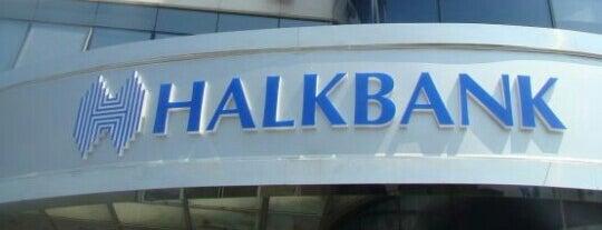 Halkbank is one of Kerim'in Beğendiği Mekanlar.