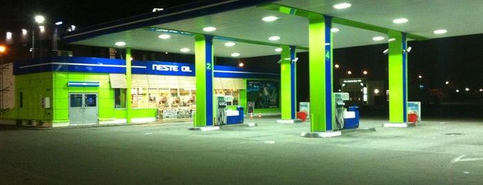 Neste Oil АЗС № 301 is one of Авто.