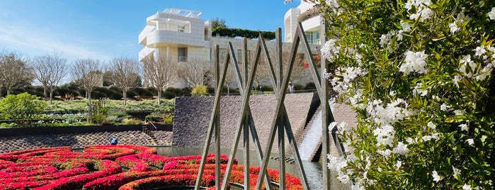 Getty Center Garden Tour is one of Los Angeles.