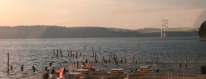 Sunset Beach is one of WA.