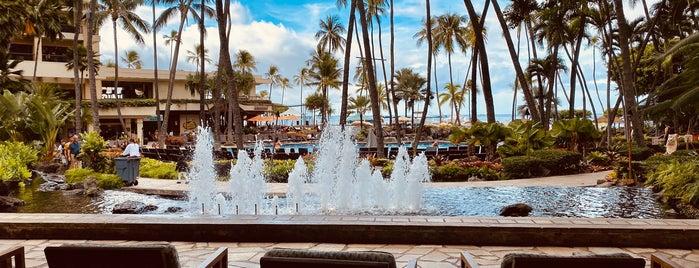 Main Lobby Hilton Hawaiian Village is one of Lugares favoritos de Jingyuan.
