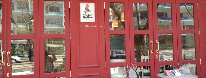 Café  J'adore is one of Posti salvati di Mustafa.
