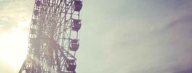Ferris Wheel | ეშმაკის ბორბალი is one of Lieux sauvegardés par Galina.