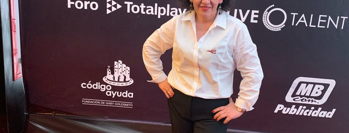 Foro Totalplay is one of Locais curtidos por Silvia.