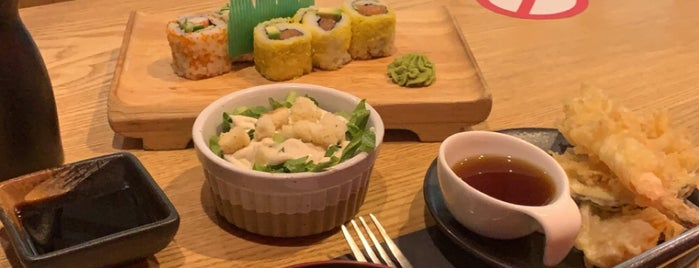 Sushi Minto سوشي مينتو is one of To be Visited Qatar.