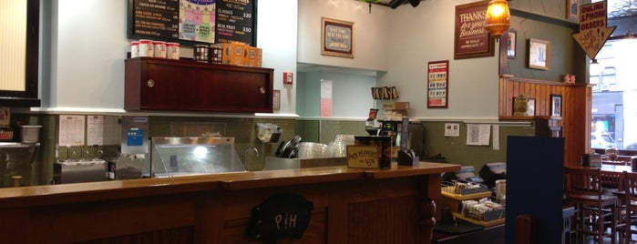 Potbelly Sandwich Shop is one of Every Potbelly in NYC.